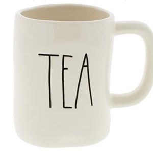 Rae Dunn by Magenta | Tea Ceramic Coffee Mug